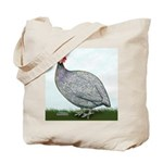 Lavendar Guinea Tote Bag
