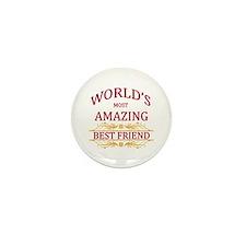 Best Friend Mini Button (100 pack)