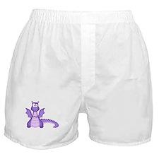 Purple Dragon Boxer Shorts