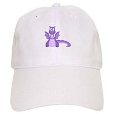 Purple Dragon Baseball Cap