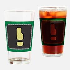 CIRCUIT BOARD ! Drinking Glass