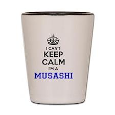 Cute Musashi Shot Glass
