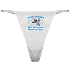 Dispatchers Classic Thong