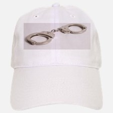 silver handcuffs photo 2 Baseball Baseball Cap