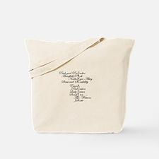 Cool Jane austen Tote Bag