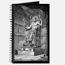 Temple of Zeus Journal