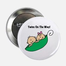 Twins on the Way Button