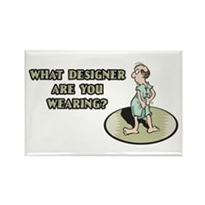 Hospital Humor Gifts & T-shir Rectangle Magnet (10