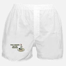 Hospital Humor Gifts & T-shir Boxer Shorts