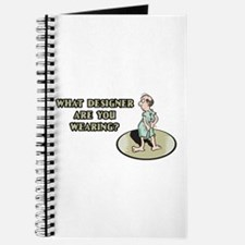Hospital Humor Gifts & T-shir Journal