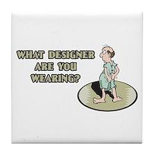 Hospital Humor Gifts & T-shir Tile Coaster