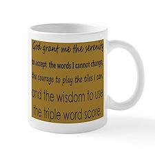 Scrabble Serenity Mugs