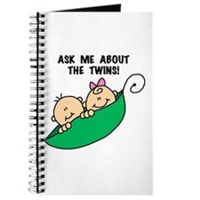 Pea Pod Ask About Twins Journal