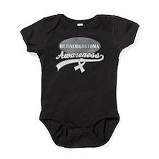 Retinoblastoma Awareness Baby Bodysuit