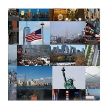 New York Pro Photo Montage-Stunning! Tile Coaster