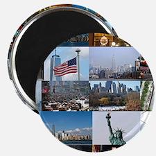 New York Pro Photo Montage-Stunning! Magnet