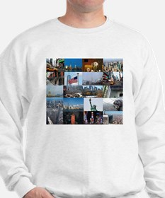 New York Pro Photo Montage-Stunning! Sweatshirt