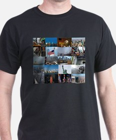 New York Pro Photo Montage-Stunning! T-Shirt