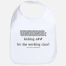 Unions Kicking A## Bib