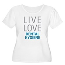 Dental Hygiene Plus Size T-Shirt