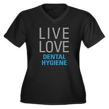 Dental Hygiene Plus Size T-Shirt