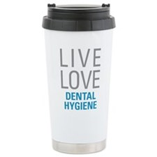Dental Hygiene Travel Mug