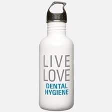 Dental Hygiene Water Bottle
