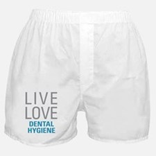 Dental Hygiene Boxer Shorts