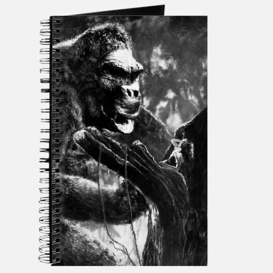 vintage king kong ape photo Journal