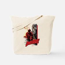 Marvel Knight Daredevil 4 Tote Bag