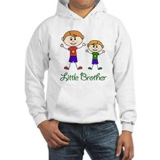 Little Brother with Big Brother Hoodie