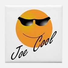 Joe Cool Tile Coaster