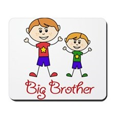 Big Brother Personalized! Mousepad