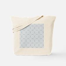 Paloma & White Lace 2 Tote Bag