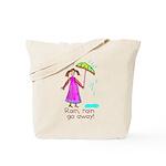 Kid Art Umbrella Tote Bag
