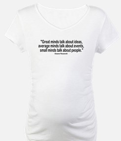 Great Minds Shirt