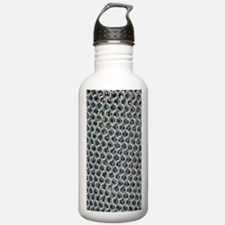 chain mail Water Bottle
