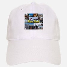 New York Pro Photo Montage-Stunning! Baseball Baseball Cap