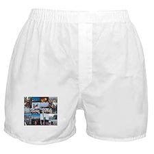 New York Pro Photo Montage-Stunning! Boxer Shorts