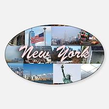 New York Pro Photo Montage-Stunning Decal