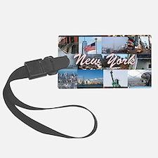 New York Pro Photo Montage-Stunn Luggage Tag