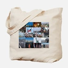 New York Pro Photo Montage-Stunning! Tote Bag