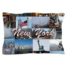 New York Pro Photo Montage-Stunning! Pillow Case