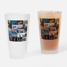 New York Pro Photo Montage-Stunning Drinking Glass
