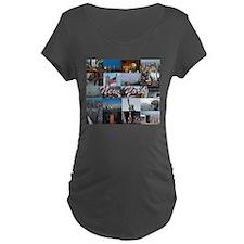 New York Pro Photo Montage- T-Shirt