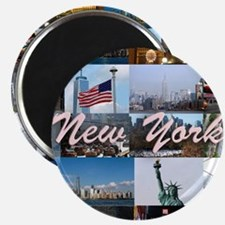 The New York City Photo Gallery Magnets