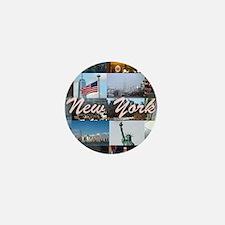 The New York City Photo Gallery Mini Button