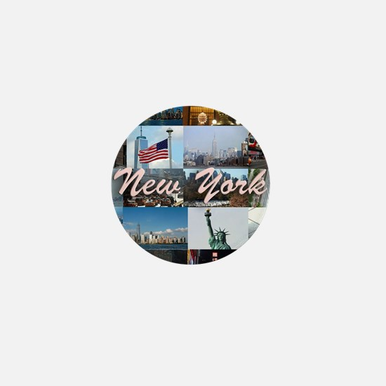 The New York City Photo Gallery Mini Button