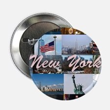 """The New York City Photo Gallery 2.25"""" Button"""