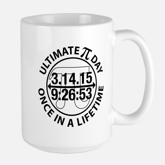 Ultimate Pi Day 2015 Large Mug